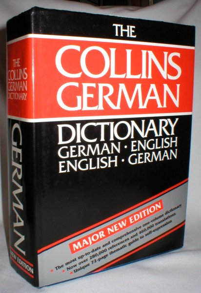 Image for Collins German-English, English-German Dictionary