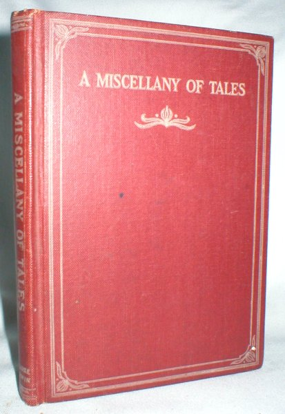Image for A Miscellany of Tales