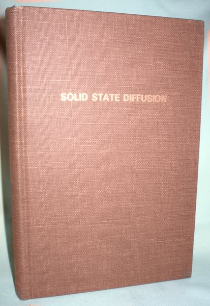 Image for Solid State Diffusion