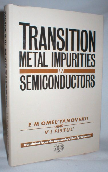 Image for Transition Metal Impurities in Semiconductors