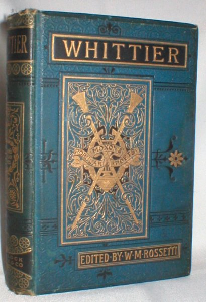 Image for The Poetical Works of John Greenleaf Whittier
