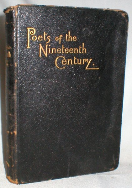 Image for The Poets of the Nineteenth Century