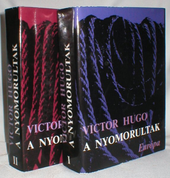 Image for A Nyomorultak (Les Miserables); Two Volume Set