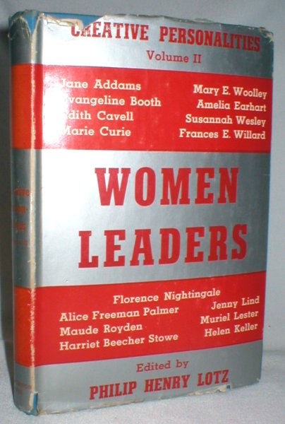 Image for Women Leaders (Creative Personalities, Volume II)