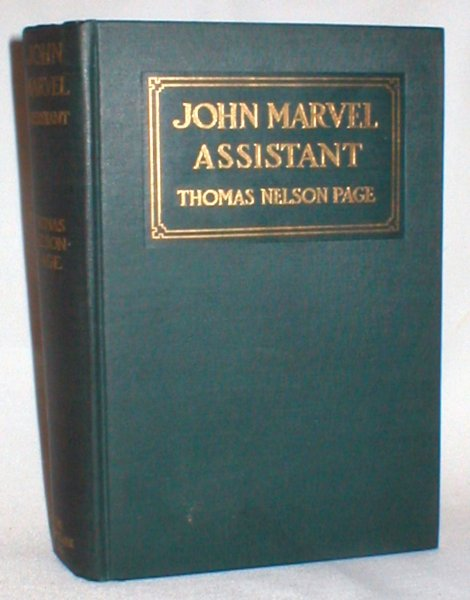 Image for John Marvel Assistant