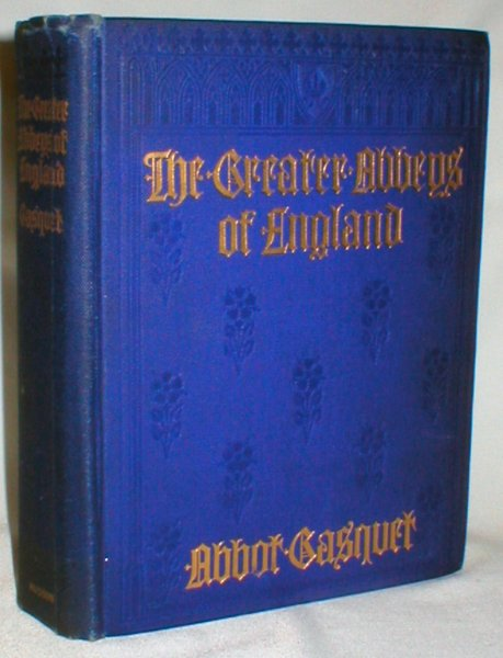 Image for The Greater Abbeys of England