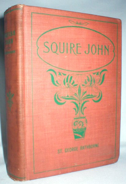 Image for Squire John; A Tale of the Cuban War