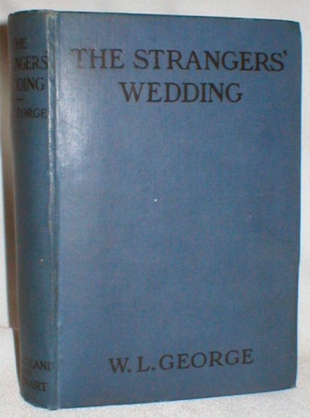 Image for The Strangers' Wedding; or The Comedy of a Romantic