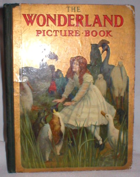 Image for The Wonderland Picture Book