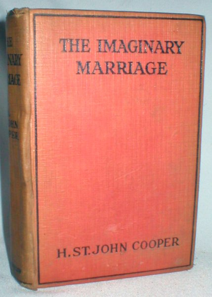 Image for The Imaginary Marriage