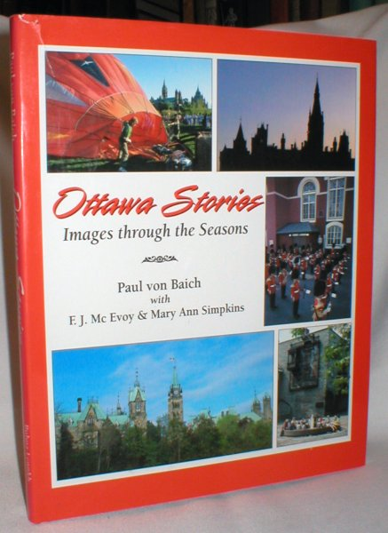 Image for Ottawa Stories; Images Through the Seasons