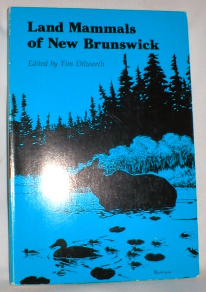 Image for Land Mammals of New Brunswick