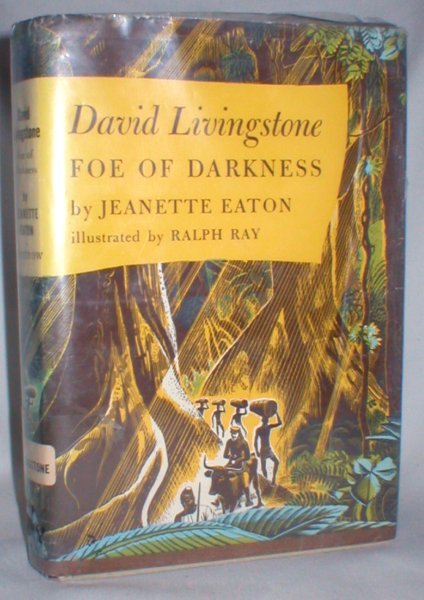 Image for David Livingstone, Foe of Darkness