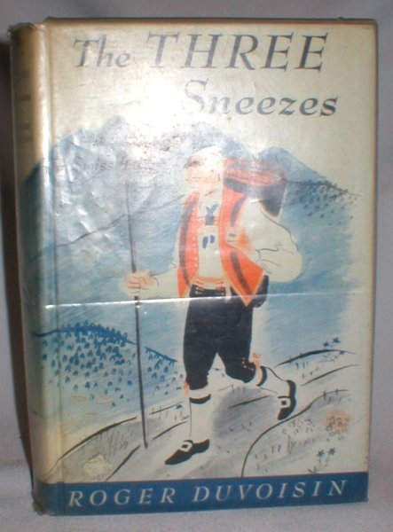 Image for The Three Sneezes; and Other Swiss Tales