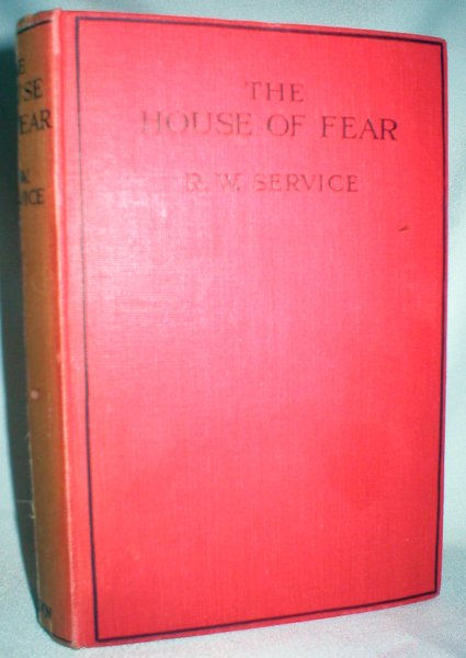 Image for The House of Fear