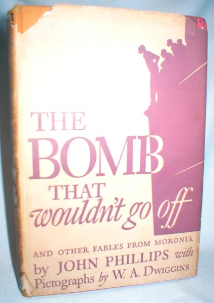Image for The Bomb That Wouldn't Go Off; and Other Fables from Moronia
