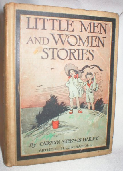 Image for Little Men and Women Stories