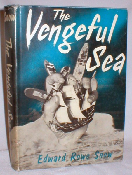 Image for The Vengeful Sea