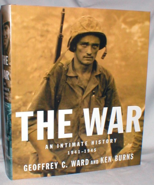 Image for The War; An Intimate History 1941-1945