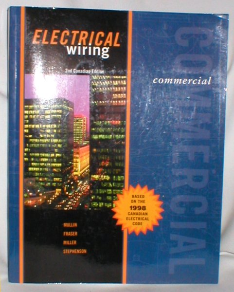 005023 electrical wiring, commercial (based on the 1998 canadian electrical