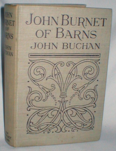 Image for John Burnet of Barns; A Romance