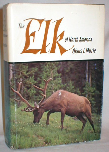 Image for The Elk of North America