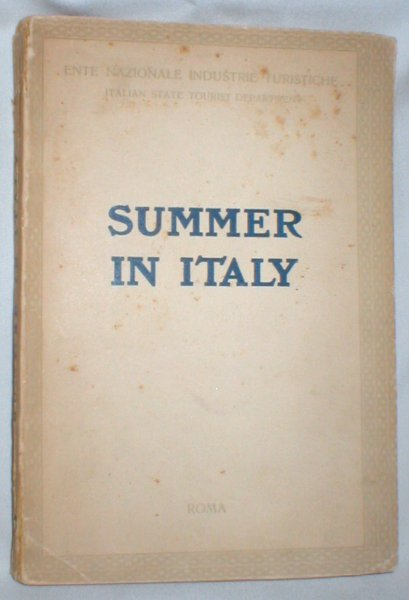 Image for Summer in Italy