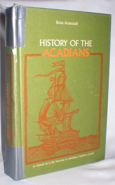 Image for History of the Acadians
