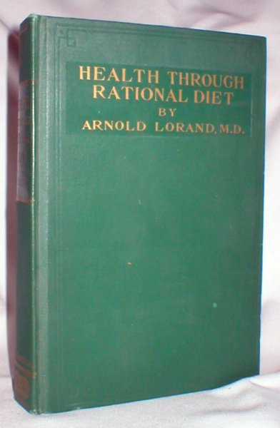 Image for Health and Longevity Through Rational Diet