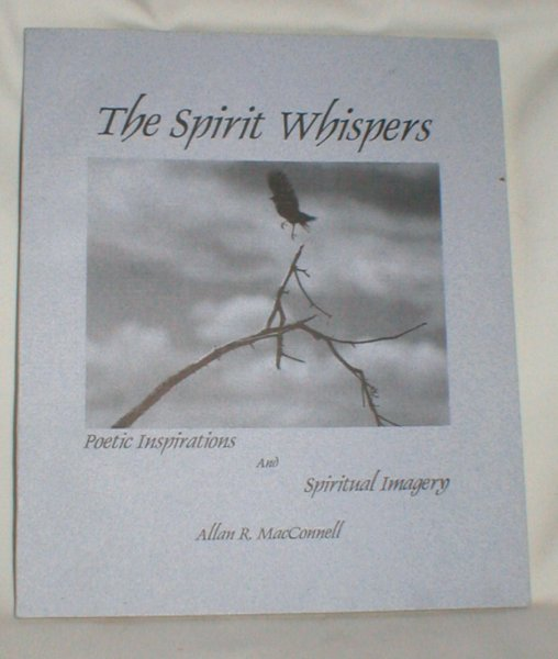 Image for The Spirit Whispers; Poetic Inspirations and Spiritual Imagery