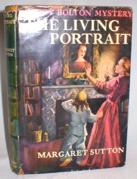 Image for The Living Portrait (A Judy Bolton Mystery #18)