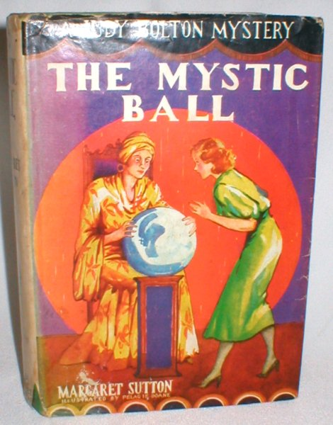 Image for The Mystic Ball (A Judy Bolton Mystery #7)