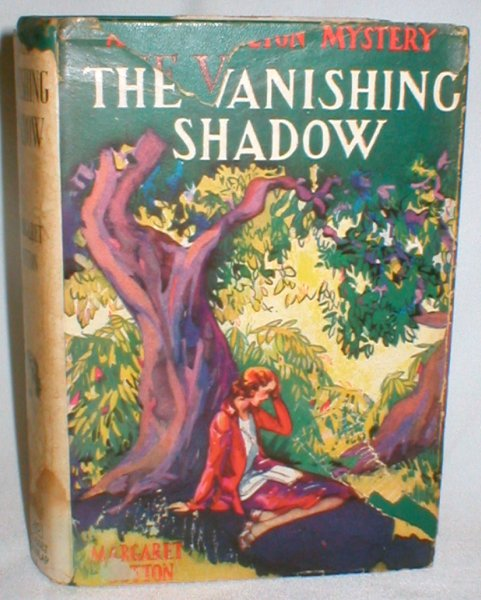 Image for The Vanishing Shadow (A Judy Bolton Mystery #1)