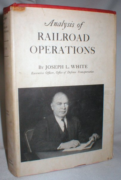 Image for Analysis of Railroad Operations
