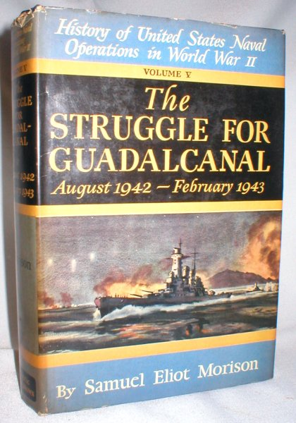 Image for The Struggle for Guadalcanal, August 1942 - February 1943