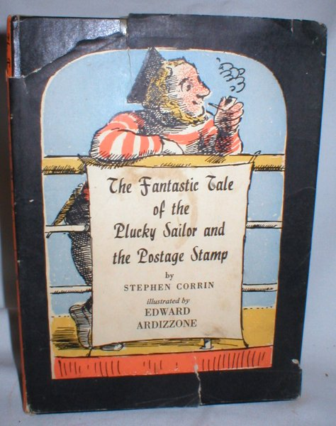 Image for The Fantastic Tale of the Plucky Sailor and the Postage Stamp