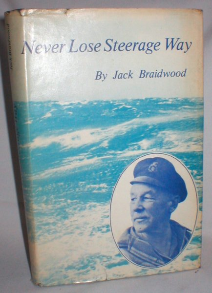 Image for Never Lose Steerage Way