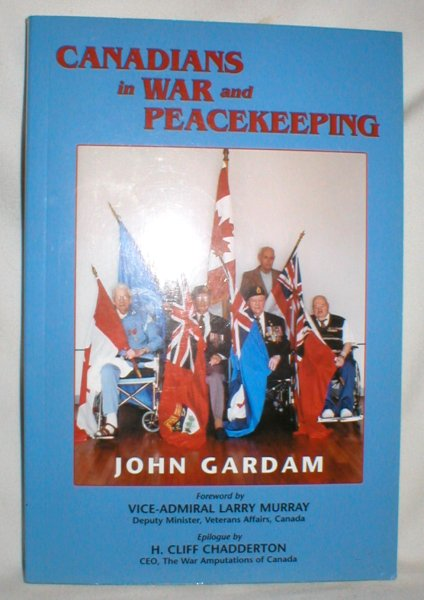 Image for Canadians in War and Peacekeeping