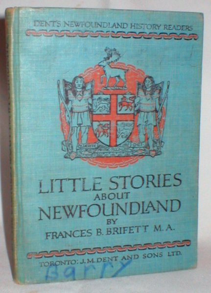 Image for Little Stories About Newfoundland