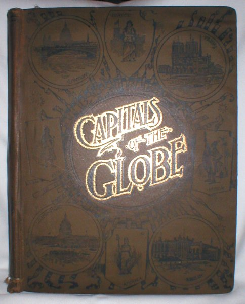 Image for The Capitals of the Globe