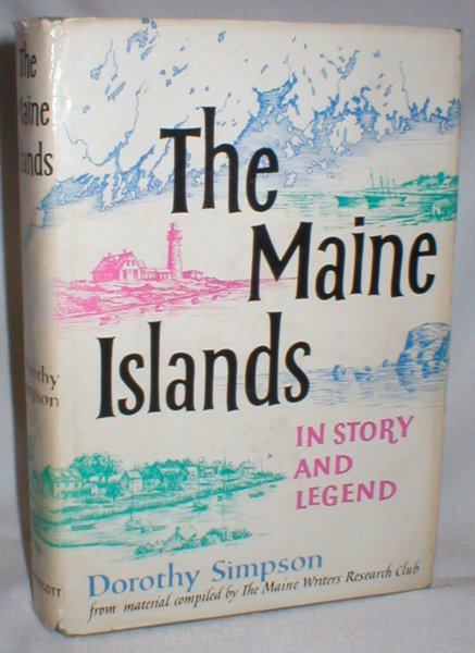 Image for The Maine Islands; In Story and Legend