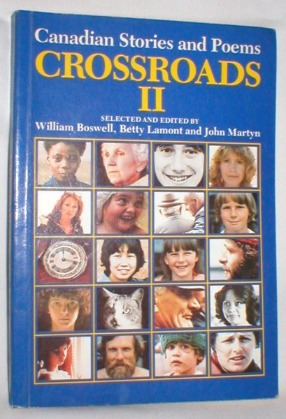 Image for Crossroads II; Canadian Stories and Poems
