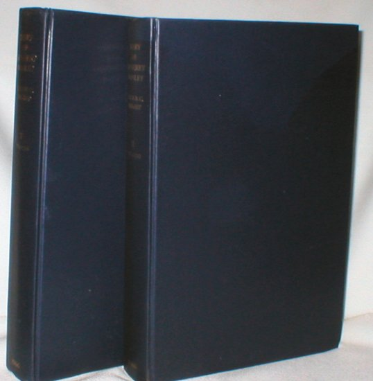 The Diary of Humfrey Wanley 1715-1726 (Two Volume set)