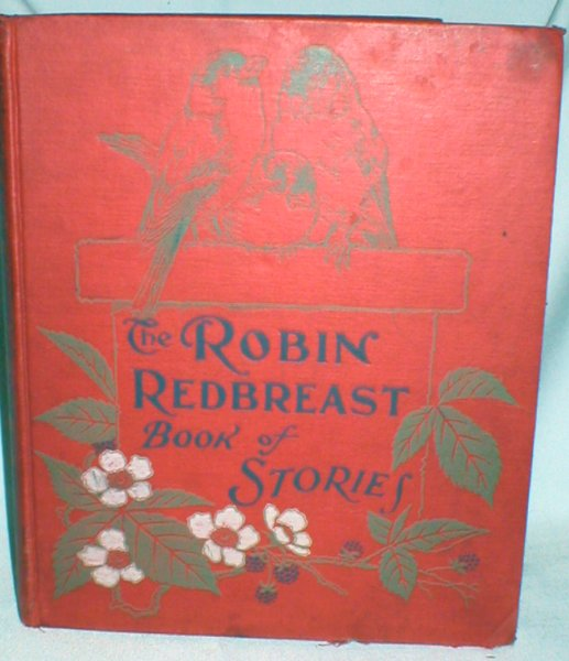 Image for The Robin Redbreast Book of Stories