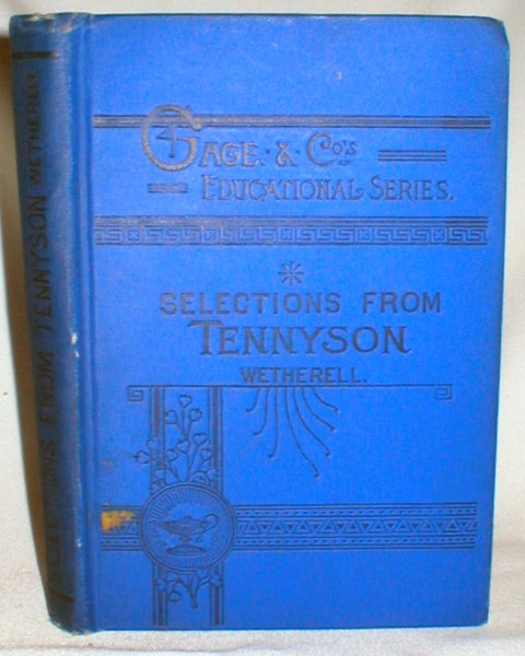 Image for Tennyson's Geraint and Enid and Other Poems
