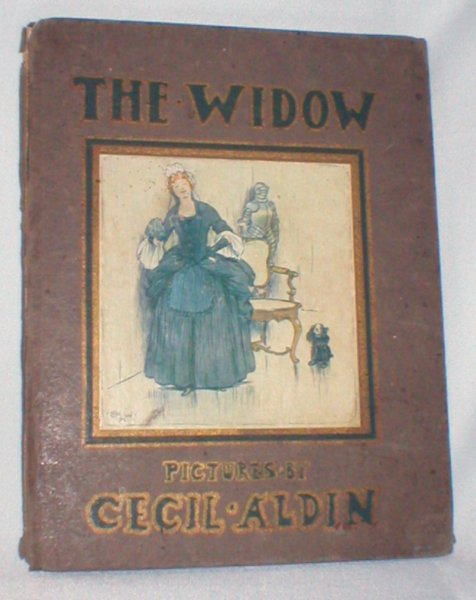 Image for The Perverse Widow / The Widow