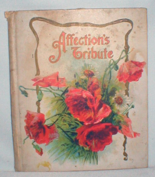 Image for Affection's Tribute