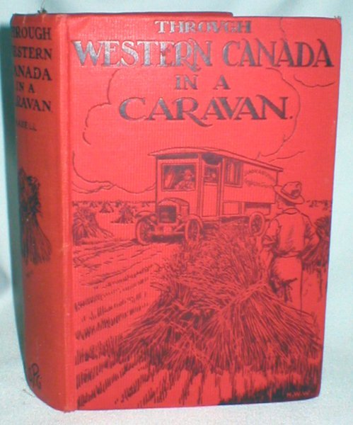 Image for Through Western Canada in a Caravan