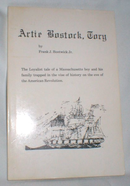 Image for Artie Bostock, Tory