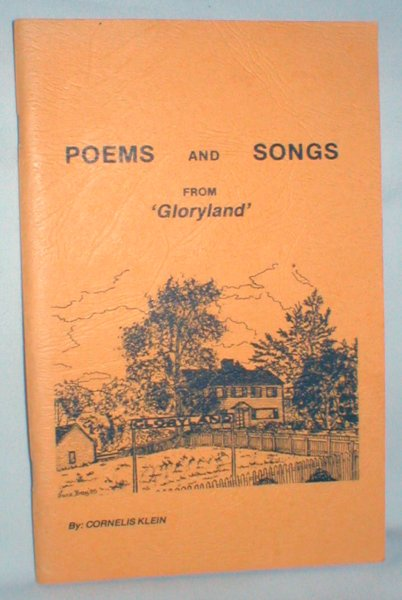 Image for Poems and Songs from 'Gloryland'